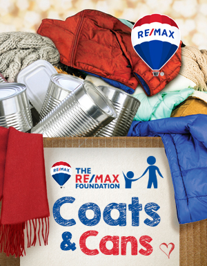 Coats and cans